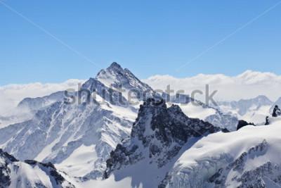 Posters Paysage d'hiver dans le Cervin
