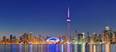 Paysage urbain de Toronto