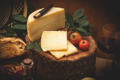 Posters Pecorino, formaggio di latte di pecora