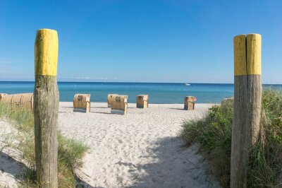 Posters Plage Fehmarn
