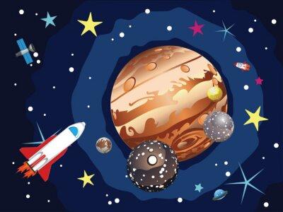 Posters Planète Jupiter