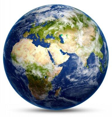 Posters Planète monde