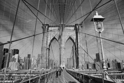 Posters Pont de Brooklyn, New York
