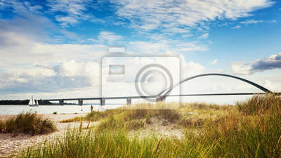 Posters Pont sonore de Fehmarn