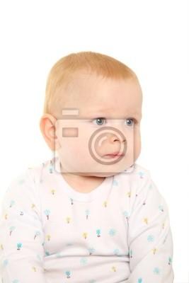 Portrait d'un beau bébé