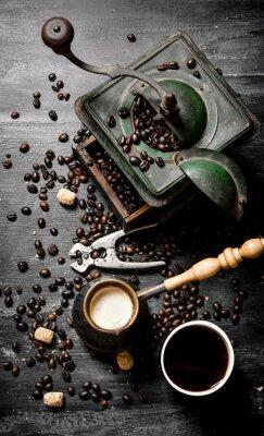 Posters Pot de café frais