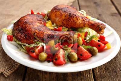 poulet frais