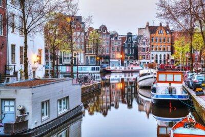 Posters Présentation d'Amsterdam