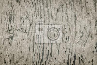 Résumé de près de décollement de la peinture sur la texture bois