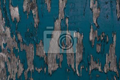 Résumé de près de peinture écaillée texture