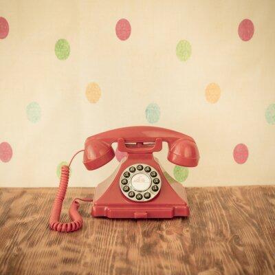 Posters Retro téléphone