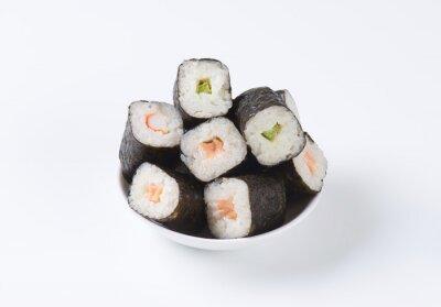 Posters Rouleaux de sushi classique