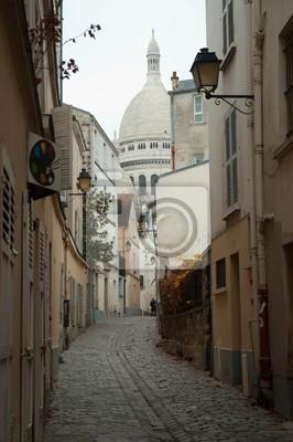 Ruelle de Montmartre - Paris