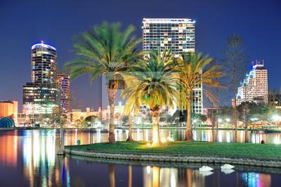 Scène de nuit Orlando