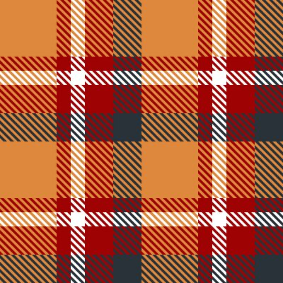 Posters seamless pattern background.  plaid, tartan flannel shirt. trendy tiles vector