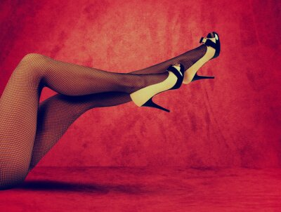 Posters Séduisante jambes