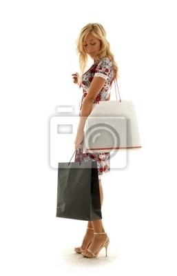 shopping girl # 2