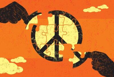 Posters Solution pour la paix
