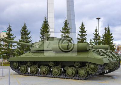 Soviet tank lourd
