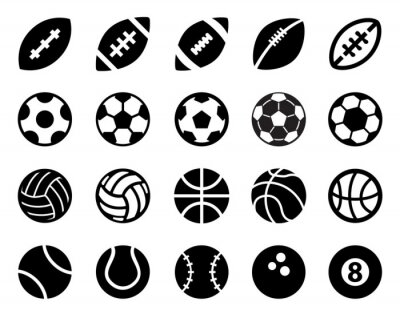 Posters Sport Balls