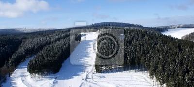 Sports d'hiver à Winterberg (Sauerland)