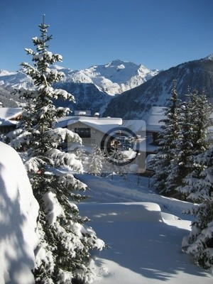 Sports d'hiver, Courchevel