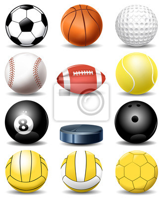 sports de balle collection