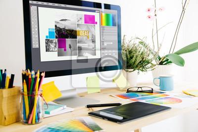 Posters Studio de conception graphique