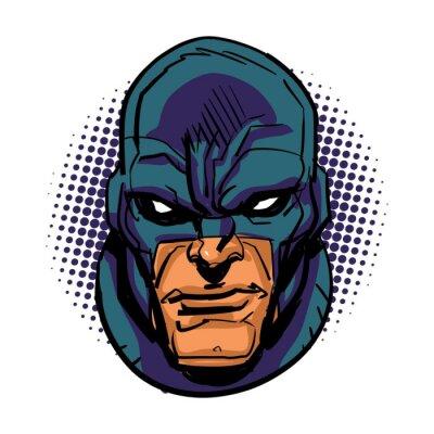 Posters Super-héros masqué