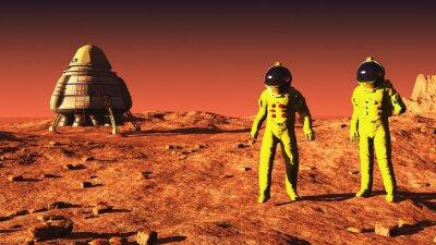 Posters sur Mars