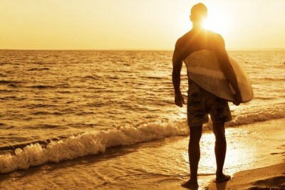 Posters Surf, Australie, Planche de surf.