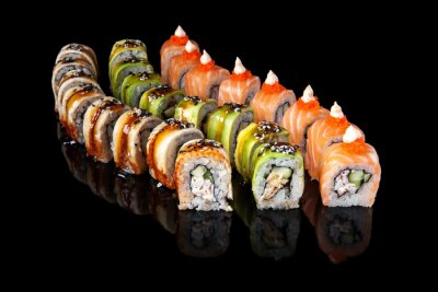 Posters Sushi roll