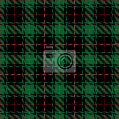 Posters Tartan check seamless pattern. Christmas plaid background