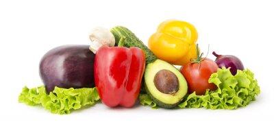 Posters Tas de légumes