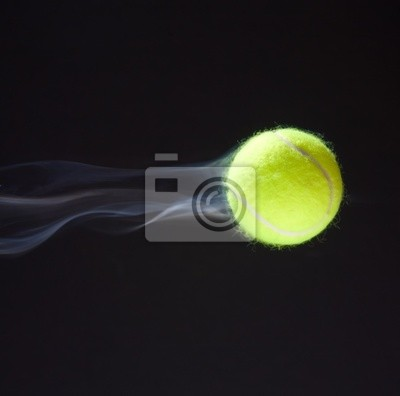 Tennis Ball fumeurs