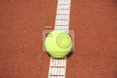 TENNIS - Tennis ballon sur la ligne