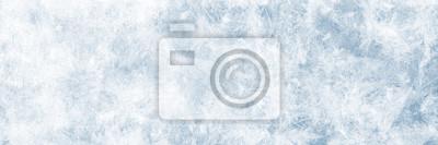 Posters Texture bleu glace, fond d'hiver pour l'espace publicitaire