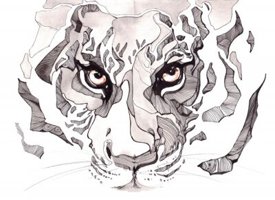 Posters tigre