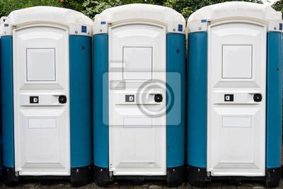 toilette cabines extérieures