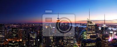 Toits de New York