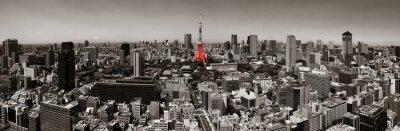Posters Tokyo skyline