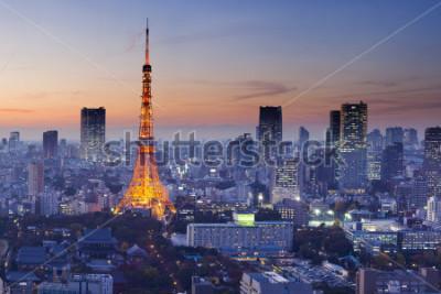 Posters Tokyo Tower, Tokyo, Japan