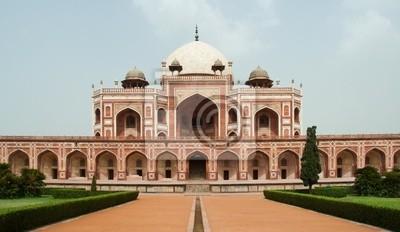 Tombe d' Humayun - New Delhi - Inde