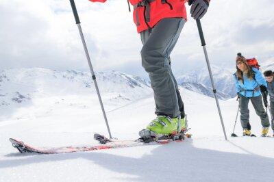 Posters Tour de ski sur la route