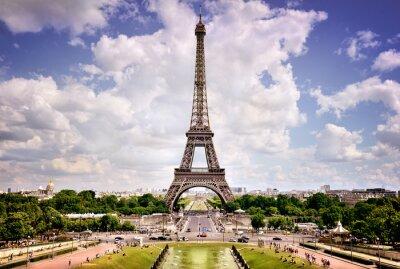 Posters Tour Eiffel, Paris