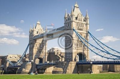 Tower Bridge et The Gherkin