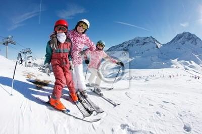 Vacances aux sports d'hiver