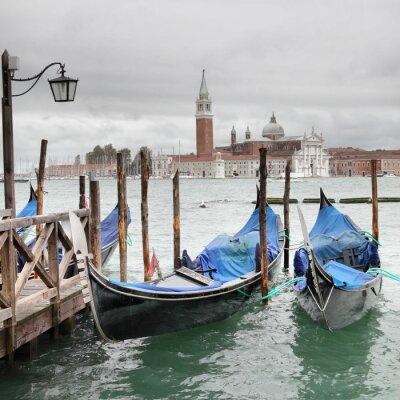 Posters Venise au jour couvert
