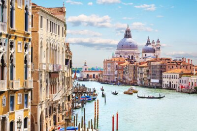 Posters Venise. Grand Canal
