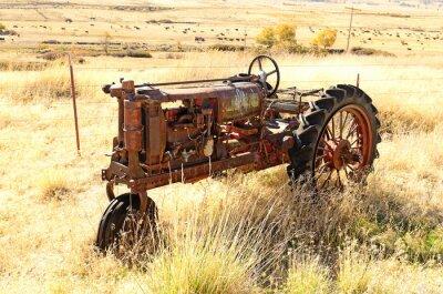 Posters Vieux tracteur